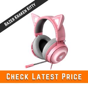 Razer Kraken Kitty headset review